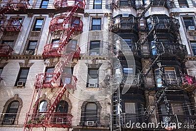 NYC Tenements Apartments