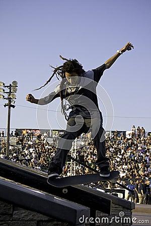 Free Nyjah Huston Stock Photography - 10172272