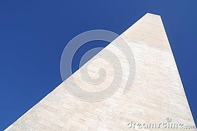 Nytt perspektiv washington för monument
