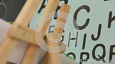 O alfabeto no jardim de infância filme