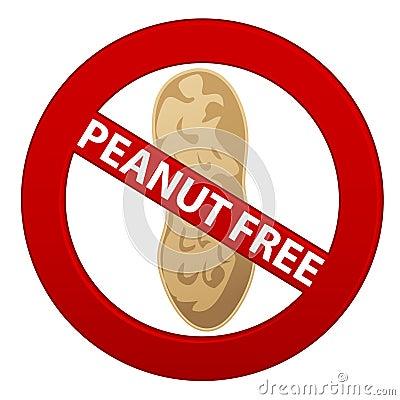 O amendoim livra o símbolo