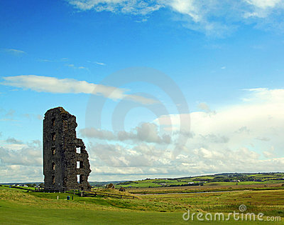 O  Connor Castle lahinch Co. Clare Ireland