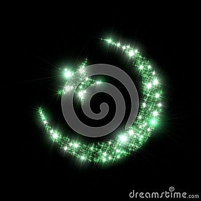 O Islão stars o símbolo