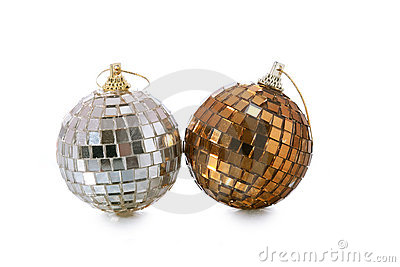 O Natal decora a esfera