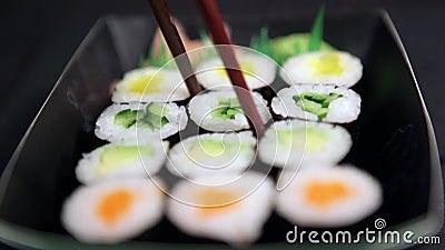 O sushi leva embora a caixa filme