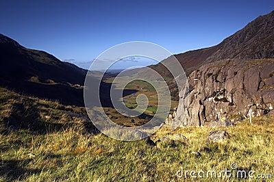 O vale de Ogwen