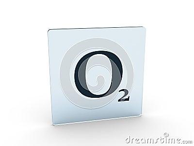 O2 - Oxygen molecule