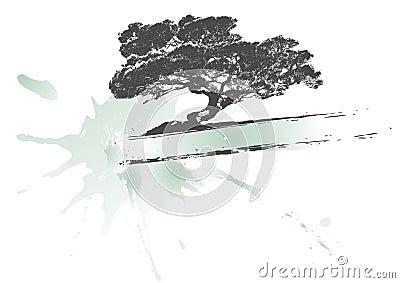 Oack tree banner