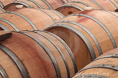 Oak Casks for Ageing Wine
