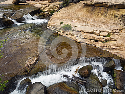Oak Creek in Slide Rock State Park