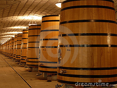 Oak Tanks/Vats for Wine