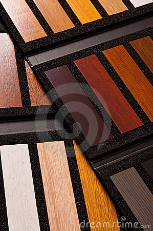 Free Oak Wood Samples Royalty Free Stock Photos - 21441698