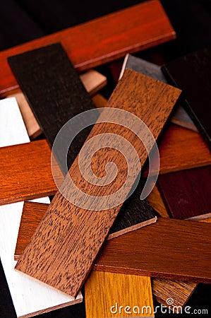 Free Oak Wood Samples Royalty Free Stock Photo - 21442105