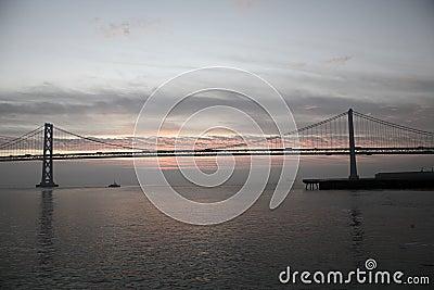 Oakland harbor San Francisco-Oakland