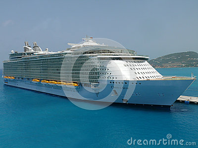 Oasis of the Seas Editorial Image