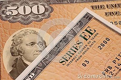 Obbligazioni di risparmio dell EE di serie
