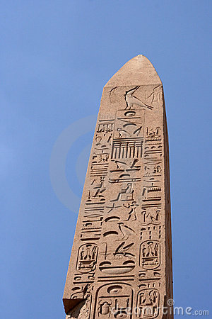 Obelisk in Egypt