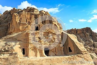 Obelisk Tomb and Bab Al-Siq Triclinium