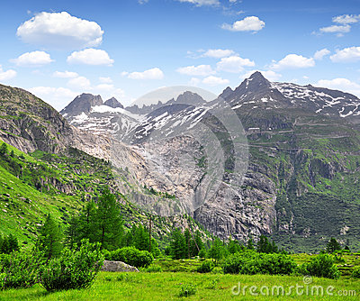 Oberwald, Swiss