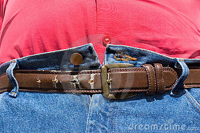 Obesity - Belt Last Hole