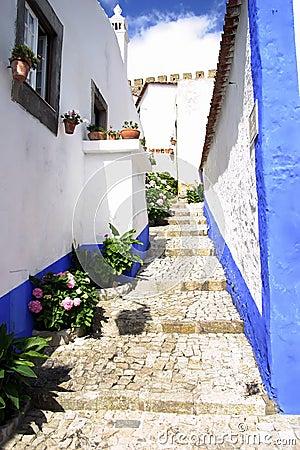 Obidos slope