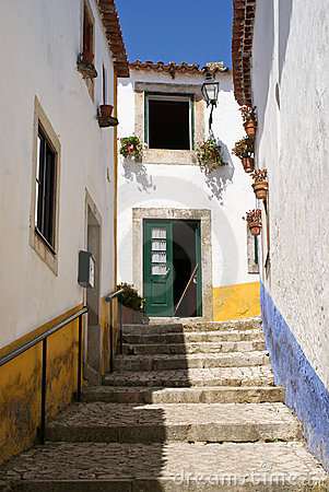 Obidos village Portugal