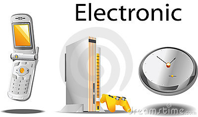 Object electronic