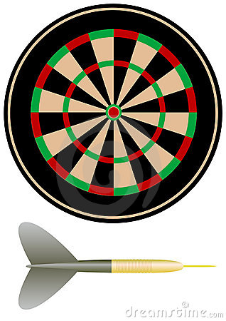 Objects for darts