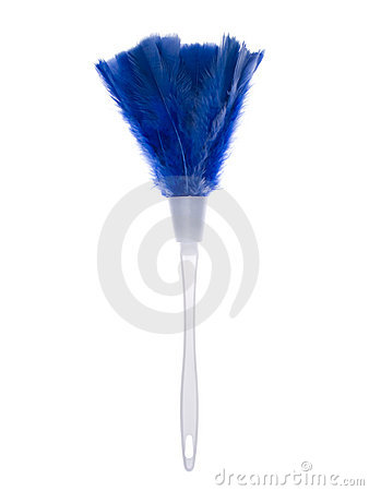 Free Objects - Feather Duster Stock Photo - 9308180