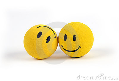 Objects - Yellow Smiley Faces