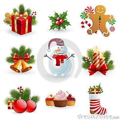 Objet De Noël. Photo libre de droits - Image: 22469835