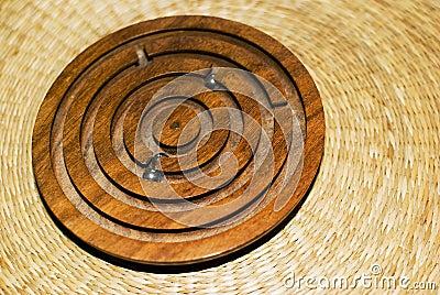 Objeto de madeira