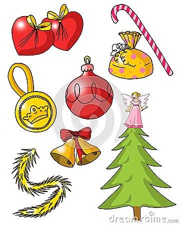 Objetos 03 - Natal