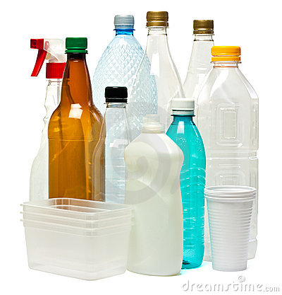 Objetos plásticos