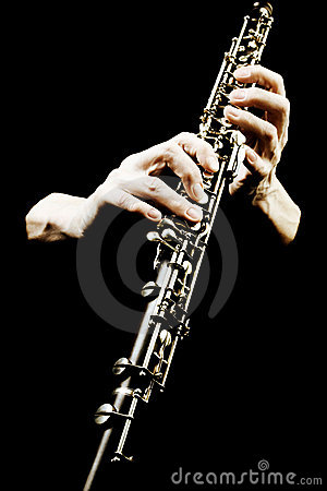 Free Oboe Musical Instrument Of Symphony Orchestra. Stock Photography - 19462872