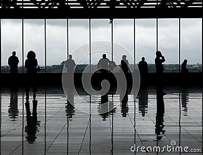 Observation deck - 1
