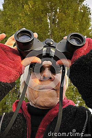 Observation wide angle
