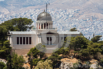 Observatory Athens Greece