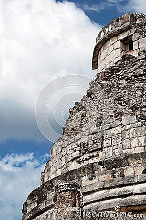 Observatory, Chichen Itza