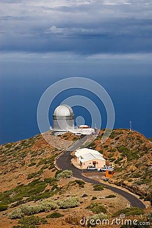 Observatory in La Palma
