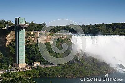 Observatory on Niagara Falls