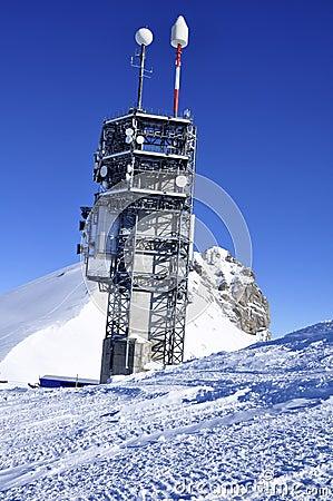 Observatory on titlis
