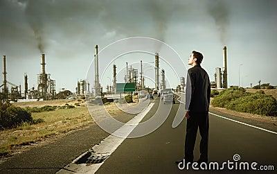 Observing smog
