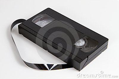 Obsolecent Video Cassette