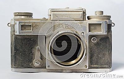 Obsolete camera.