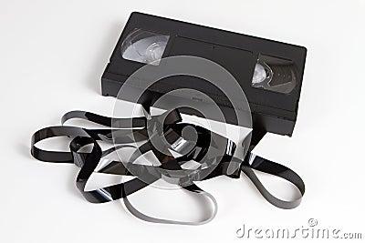 Obsolete Video Tape Cassette