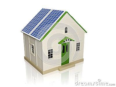 Obtaining energy from solar