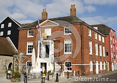Obyczajowy dom, Poole