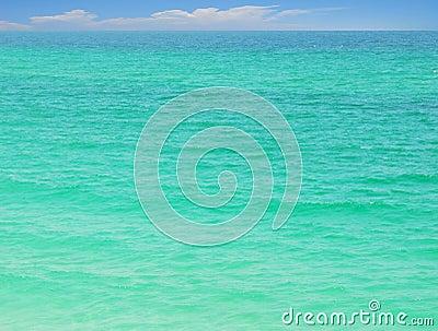 Océano hermoso