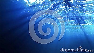 Océano subacuático
